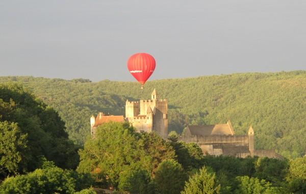 Beynac Nord- ballon rouge